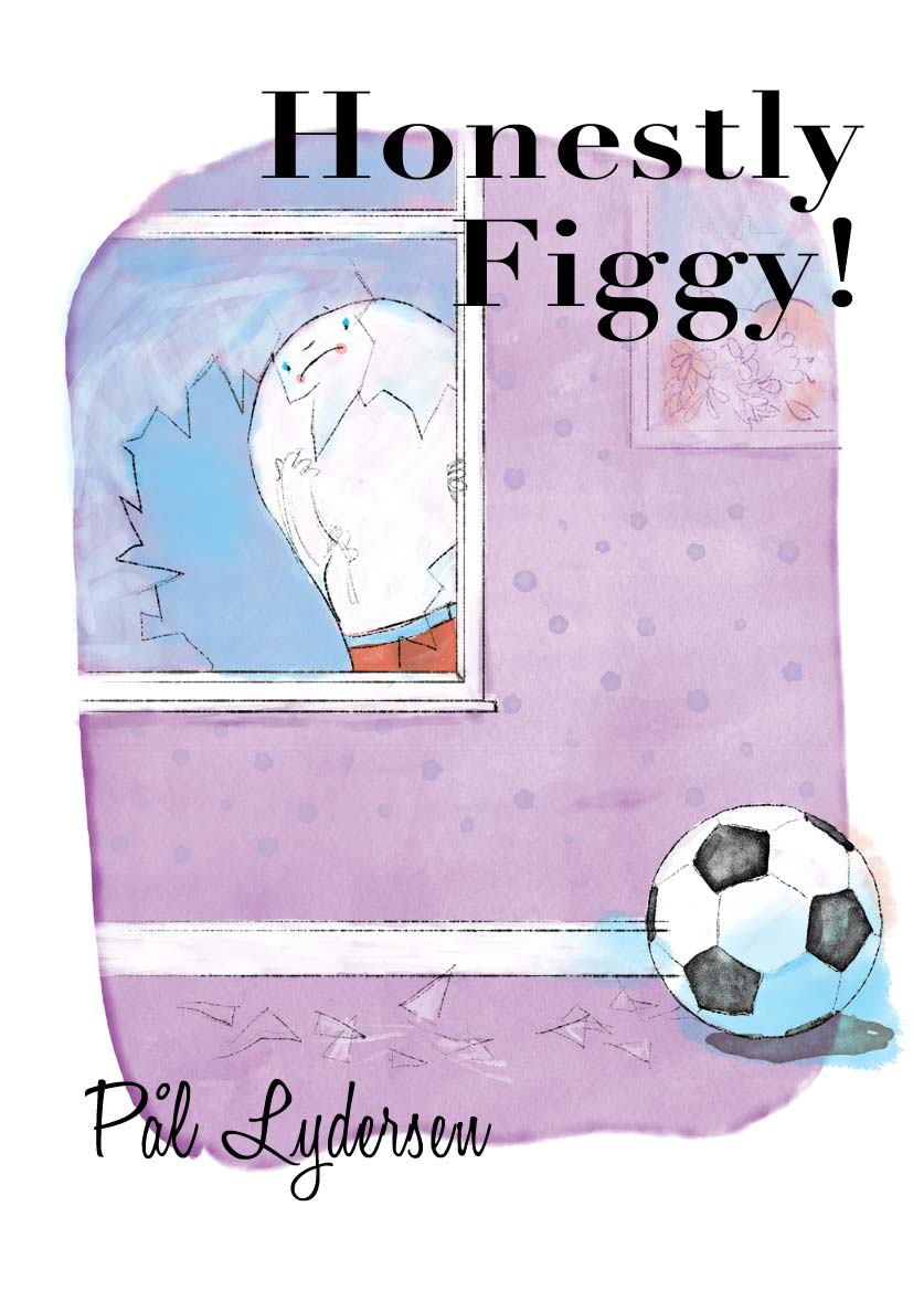 prop illustration matt lucas pompidou picture book vintage mid century honestly figgy broken window football