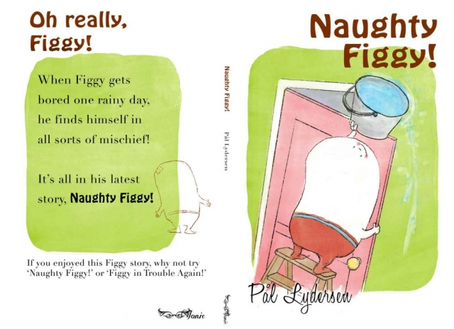 Prop illustration book design naughty figgy matt lucas pompidou