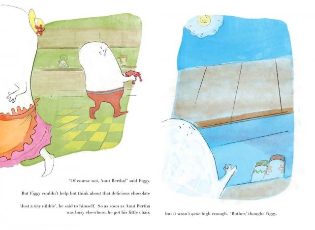 prop picture book illustration figgy matt lucas pompidou
