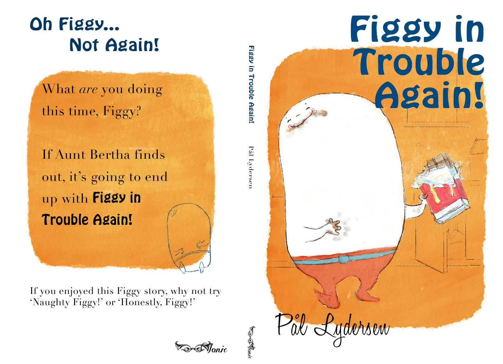 prop picture book illustration figgy in trouble again matt lucas pompidou
